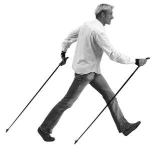 Трекинговые палки ( Скандинавская ходьба )